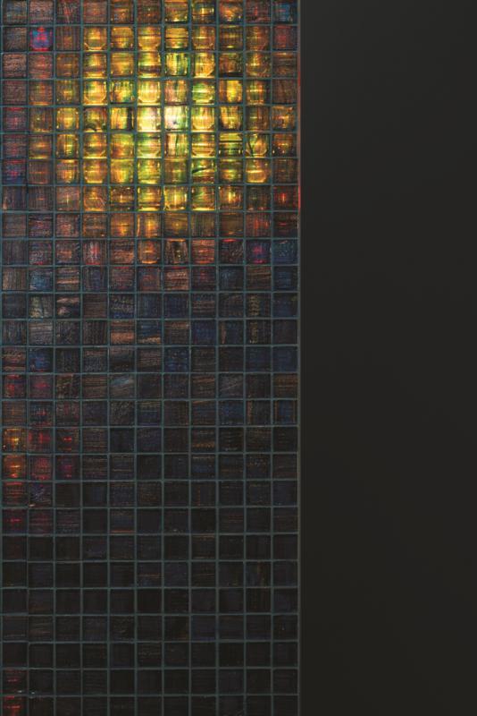 Badbeleuchtung Wand