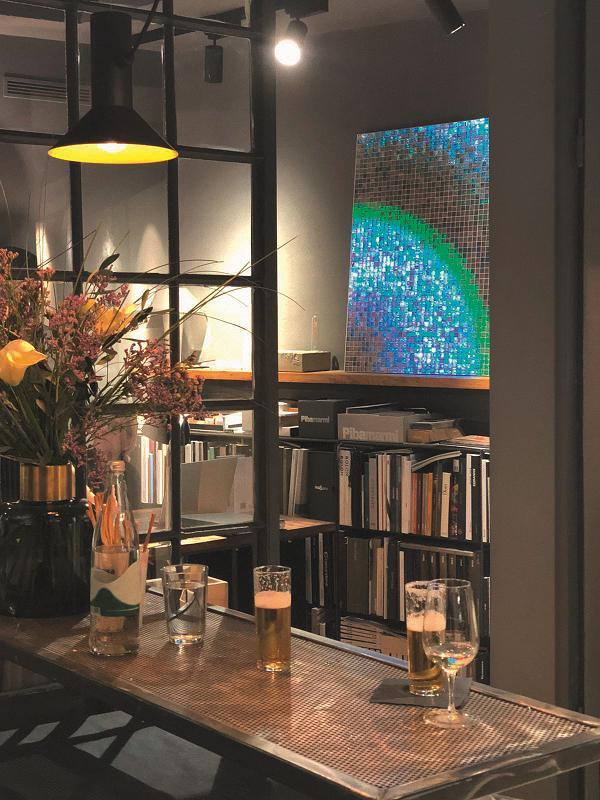 küchenfliesen wand mosaik